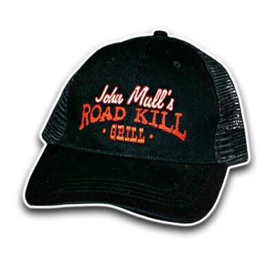 johnmullsmeatcompany.com - Cap Black