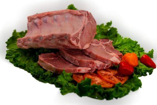 C.C. Pork Roast (Bone-In)