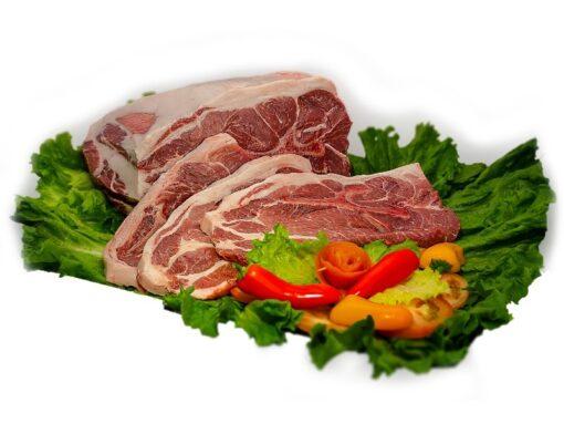 Pork Steak (Bone-In)