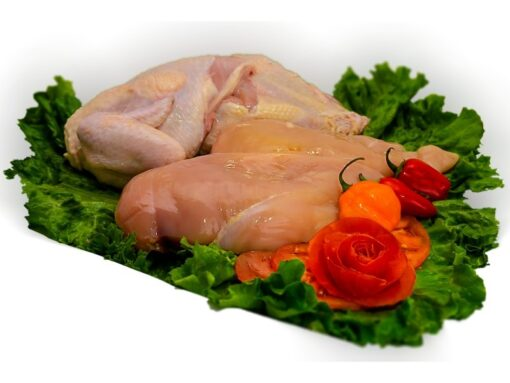Chicken Breast (Bone-Out, Skinless)