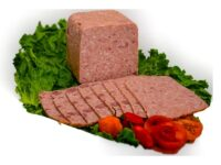 Chopped Ham Lunch Meat