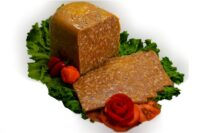 Hog Head Cheese Lunch Meat
