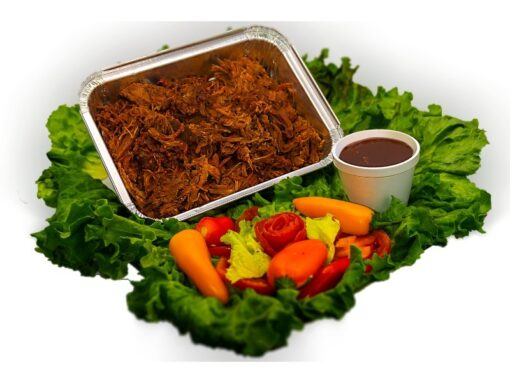 Pre-Cooked Pulled Pork | 5 lb. bag
